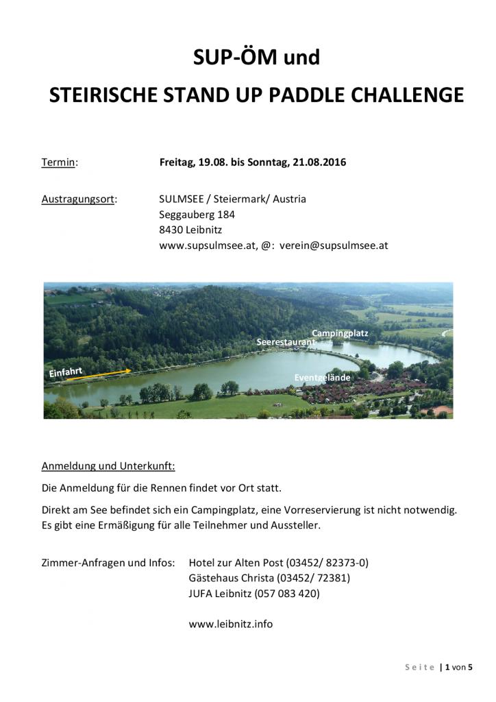 SUP OEM 2016 Programm -001